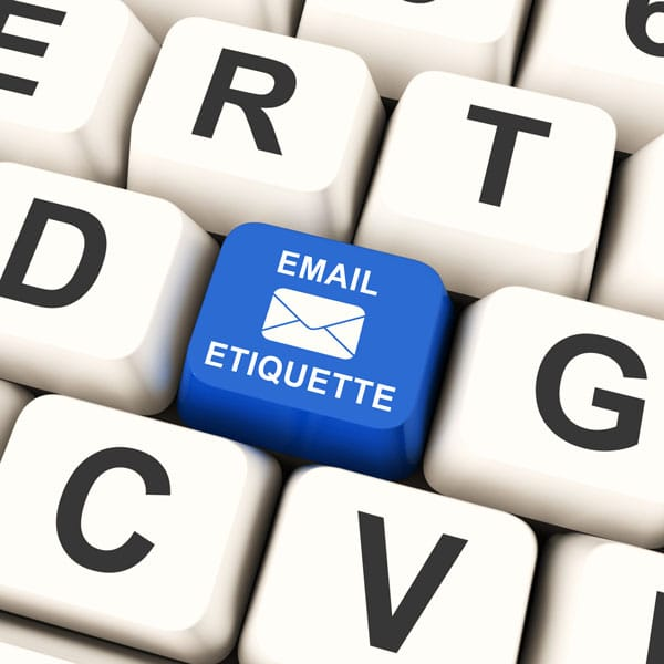 Communication styles - Email Etiquette